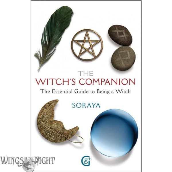 The Witches Companion by Soraya Paperback Book - New
